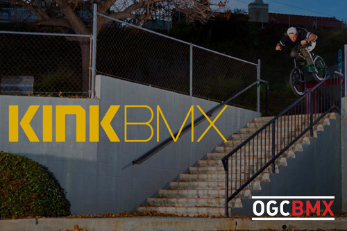 KINKBMX Signs Distribution Agreement with Outdoor Gear Canada